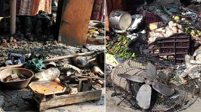 Arunachal: Major fire mishap averted in Naharlagun