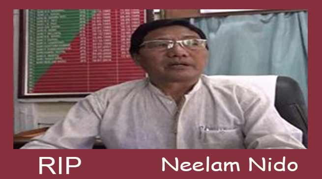 Arunachal: Senior forest officer Neelam Nido passes away