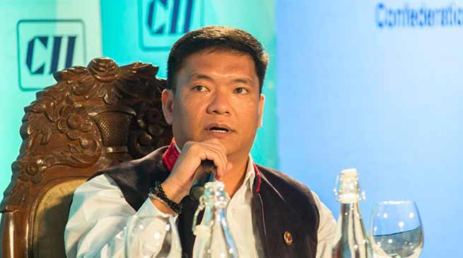 'connectivity' is the biggest challenge for Arunachal- Pema Khandu