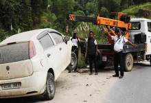 Photo of Itanagar: Do not abandoned your vehicle on roadside-Traffic police