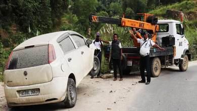 Photo of Itanagar: Do not abandoned your vehicle on roadside-Traffic police