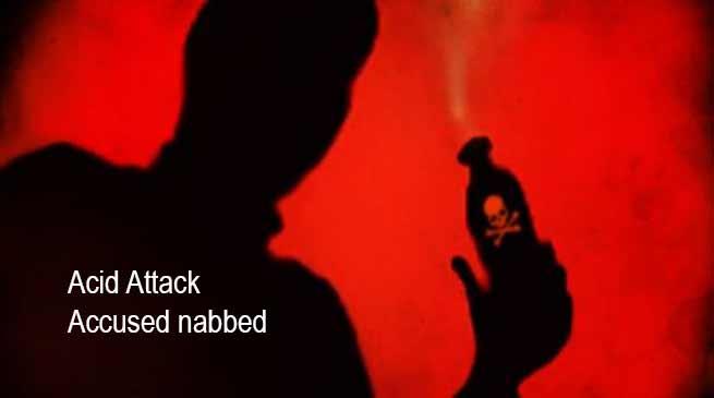 Itanagar: One nabbed in acid attack case