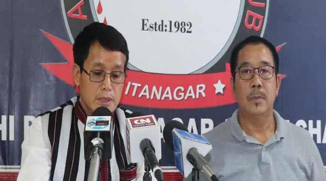 Arunachal: KACNPF alleges bogus enrollment