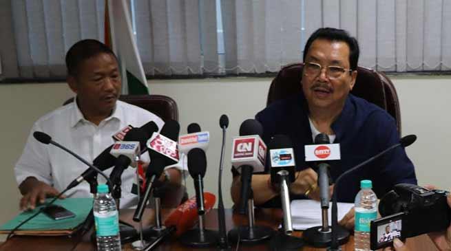 Itanagar: Eviction from Chandranagar-Papu Nallah to start soon- Chowna Mein