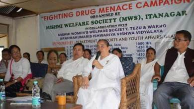 Photo of Arunachal: Fighting Drug Menace Campaign, in Lohit & Anjaw
