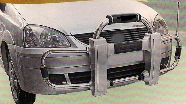 Itanagar: Remove crash guards from vehicles- Secretary Transport