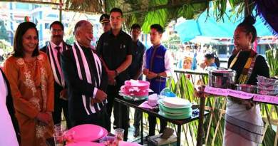 Arunachal Governor inaugurates Cultural cum Food Festival