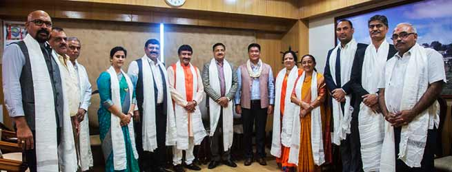 The tourism festivals of Arunachal Pradesh hits nationally and internationally- Pema Khandu