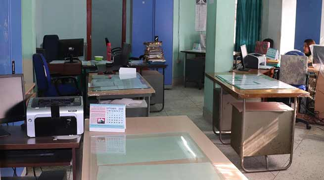 Arunachal:CoSAAP Pen Down strike paralysed government works