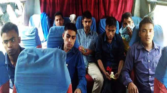 Manipur:7 Rohingya Muslims deported to Myanmar from Moreh