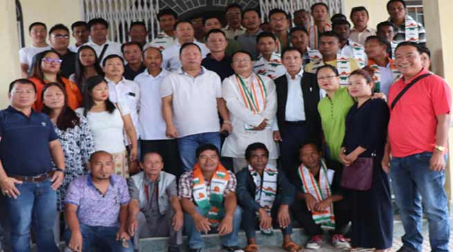 Arunachal: Political activities of Congress has geared up many folds-Takam Sanjoy
