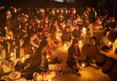 Itanagar: APPSCCE-2018 prelims passed out aspirants stir continue