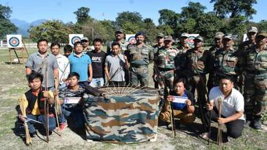 Arunachal: Traditional Archery competition at Pasighat concludes