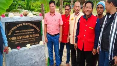 Photo of Arunachal: BJP MLA Biyuram Wahgey visits remote villages, called it 'Vidhayak Aap ke Dwar'
