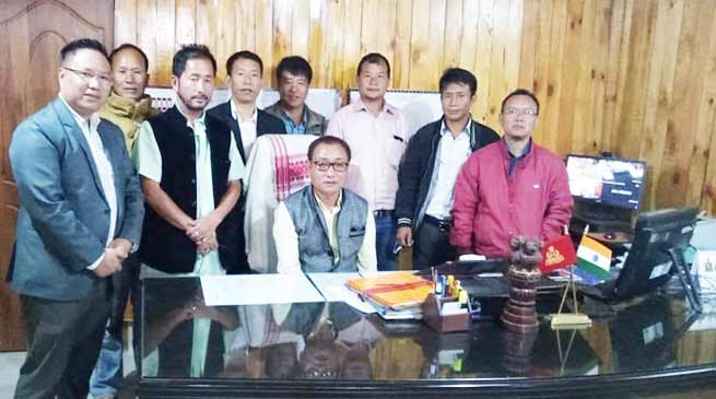 Arunachal: DADS board meeting of Kra Daadi dist held