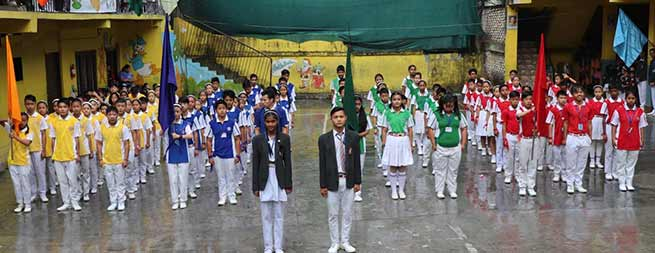 Itanagar: Guardian Angel School observed 15th Annual sports meet