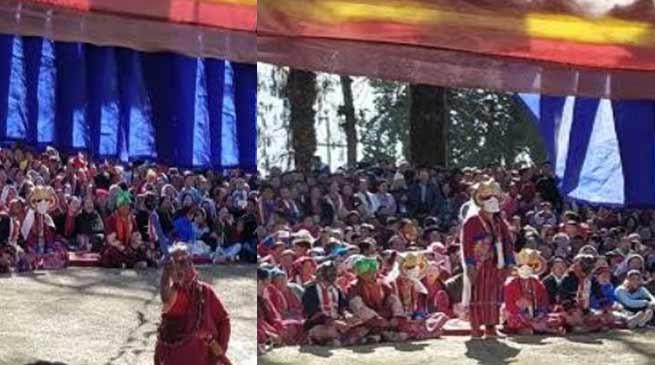 Arunachal: GYEPU- GYEMU festival celebrated at Tawang