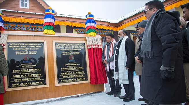Under PM Modi, Arunachal has received tremendous support in tourism sector- Pema Khandu