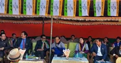 Arunachal: Gicho Kabak inaugurates NPP office at Aalo