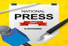 National Press Day: Arunachal Governor, CM  convey greetings to the media fraternity