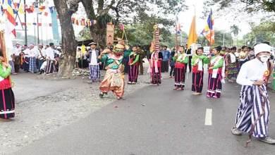 Photo of Arunachal :Poi Potwa Panchong (Pavarana) 2018 celebrated at Chongkham