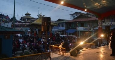 Tawang: Rock Show to spread the message of ill effects of tobacco