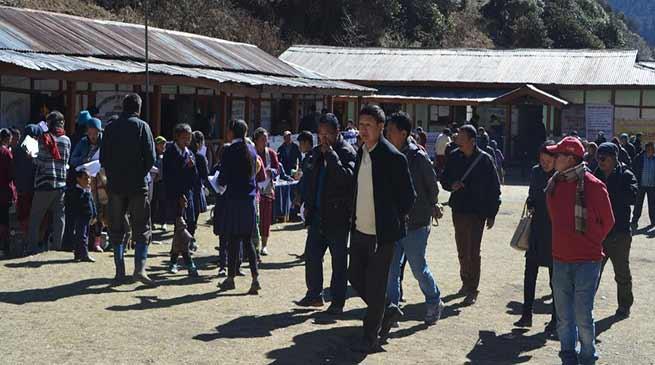 Arunachal: 'Sarkar Aapke Dwar' held atThingbu in Tawang dist