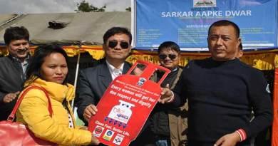 Arunachal: 'Sarkar Aapke Dwar' reaches Sangey in West Kameng