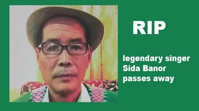 Arunachal: legendary singer Sida Banor passes away