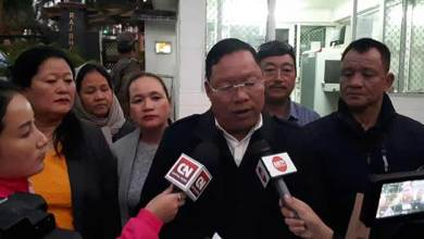 Photo of Arunachal Governor assured APCC to look into the APPSCCE matter- Takam Sanjoy
