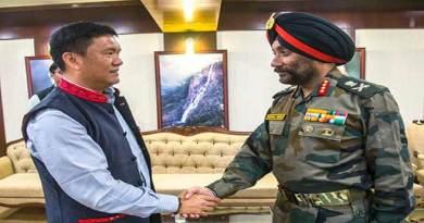 Arunachal: DGBR calls on CM Pema Khandu
