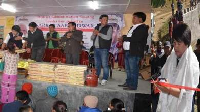 Photo of Arunachal: Jambey Tashi inaugurates 'Sarkar Aapke Dwar' at Dudungkhar HQ