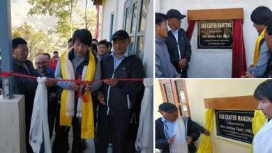 Photo of Arunachal: Tashi inaugurates health sub-centres at Kharteng and Mangnam