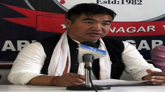 Arunachal: APYC demands resignation from DCM