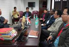 Photo of Itanagar: Felix request telecom players to improve digital connectivity in the state