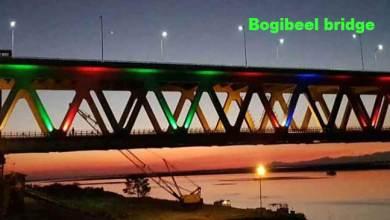 Photo of Assam: Bogibeel bridge fulfilling a long cherished dream