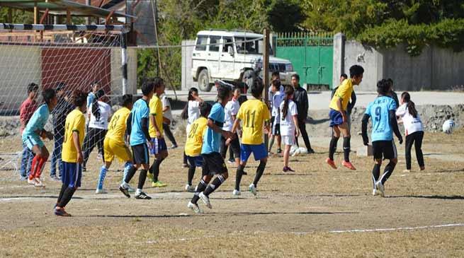 Arunachal: 3rd Hangpan Dada Memorial Tournament at Sagalee
