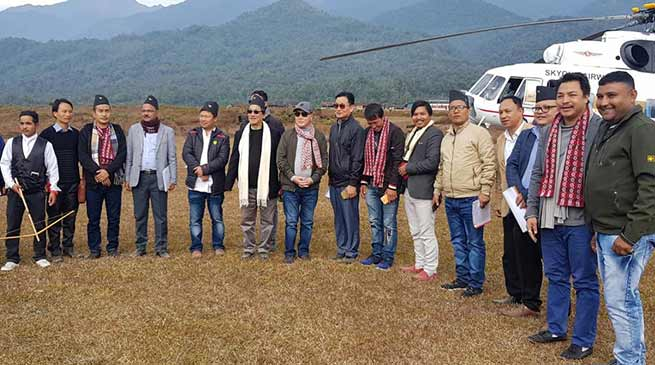 Arunachal: JHPC team visits Changlang, discussed PRC issue