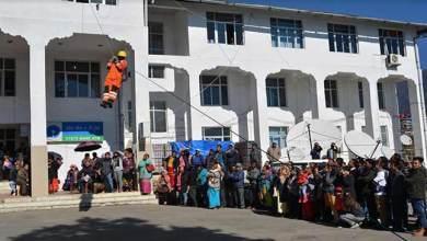 Photo of Arunachal: NDRF team conducts Mock drill in Tawang
