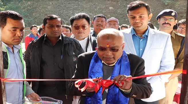 Itanagar: Satya Gopal launched special enrolment camp for PMJJBY/PMSBY & CMAAY schemes