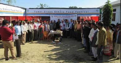 Arunachal: Tuber Crops Ethnic Food Festival held at KVK Campus, Namsai