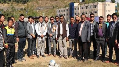Photo of Arunachal: Annual Sports meet of Himalayan University held