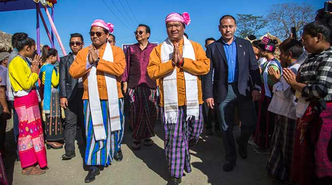 Arunachal Rising campaign is bridging the gap between Public & Govt