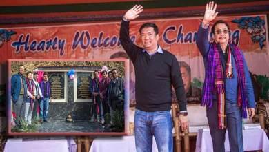 Photo of Arunachal Rising campaign day-3: Khandu reaches Changlang, Deomali