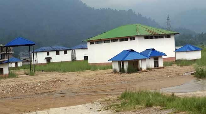 Arunachal: ISST at Lekhi, a abandoned project