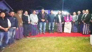 Photo of Arunachal CM, Dy CM discussed PRC issue with CBOs