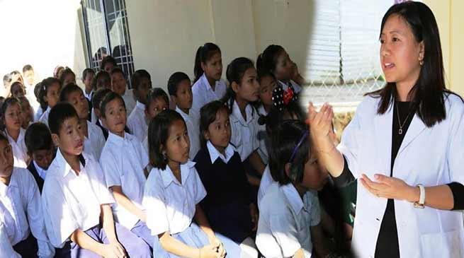 Itanagar: Raj Bhavan initiative towards 'Healthy Arunachal'