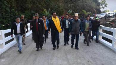Photo of Arunachal: Chowna Mein inaugurates RCC Deck Steel Bridges in Siang