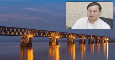 Tuki appeals to PM Modi : defer Bogibeel bridge inauguration date