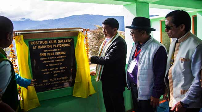 Arunachal CM gives clarion call, 'Shun Cash for votes culture'